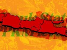 Covid di RI Gawat, PPKM Level 4 Selama Seminggu Tak Realistis