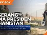 ISIS Serang Istana Presiden Afghanistan Saat Salat Id