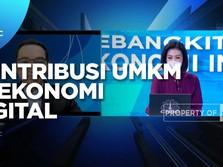Jurus Kominfo Dorong Kontribusi UMKM di Ekonomi Digital