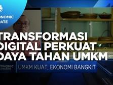Kemenkop UKM Perkuat Daya Tahan UMKM Lewat Digitalisasi
