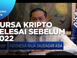 Mendag: Bursa Kripto Siap Sebelum Tahun 2022