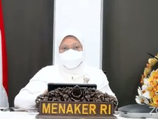 Live Now! Ida Fauziyah Bicara Tenaga Kerja di Era 4.0