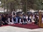 Hujan Roket di Afghanistan saat Presiden Salat Idul Adha