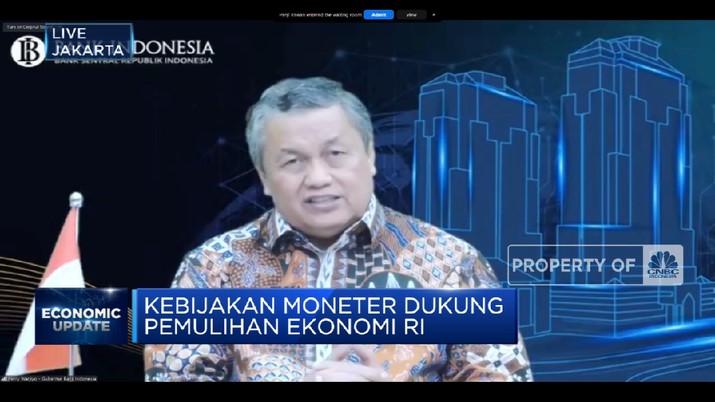 Bocoran Bos BI Soal Kajian Penerbitan Digital Rupiah (CNBC Indonesia TV)