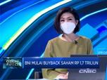 BNI Mulai Buyback Saham Rp 1.7 Triliun
