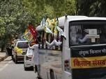 Kabar Terbaru India Setelah Dihantam 'Tsunami' Corona