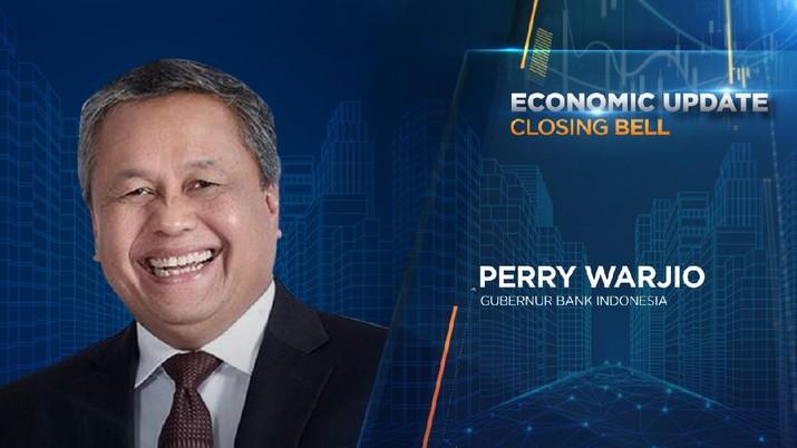 Gubernur Bank Indonesia, Perry Warjiyo
