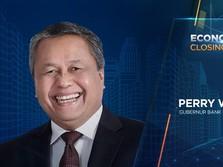 Live Now! Gubernur BI Buka-bukaan Kebijakan Pemulihan Ekonomi