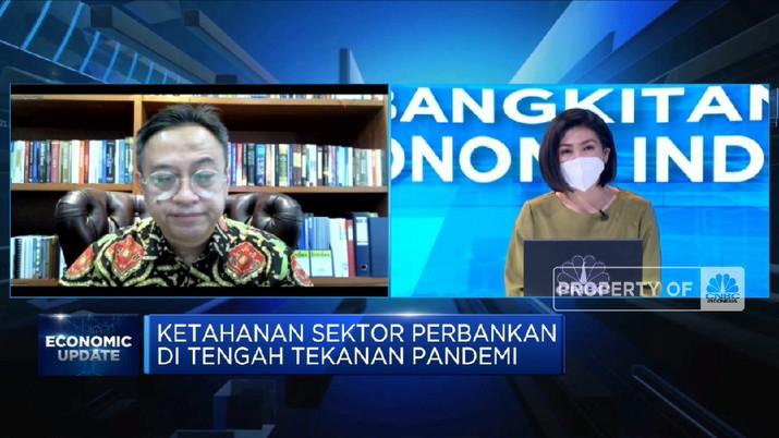 Mandiri Livin' Hingga IT Sistem Back-Office Jadi Inovasi Digital BMRI(CNBC Indonesia TV)