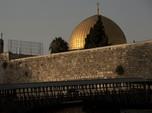 Terlalu! Israel Hancurkan Kuburan Muslim Dekat Masjid Al Aqsa