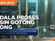 Program Vaksin Gotong Royong Terganjal Sejumlah Kendala
