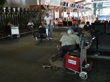 Ramai Maskapai Batal Penerbangan, Bagaimana Nasib Bandara?