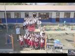 Peringati Hari Anak, BRI Renovasi Sekolah di Tapal Batas