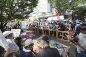 Protes Warga Jepang Jelang Pembukaan Olimpiade 2020 Tokyo