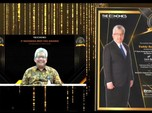 Dirut bank bjb Yuddy Renaldi Raih CEO Terbaik BPD di RI