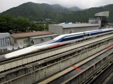 Dana Kereta Cepat Bengkak, Jokowi-Xi Jinping Batal Coba 2022?