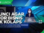 Kunci Agar Sektor Bisnis Tak Kolaps Hadapi Pandemi & PPKM