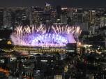 Resmi! Olimpiade Tokyo Dibuka, di Tengah Risiko Ledakan Covid
