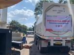 Pertamina Distribusikan 1.335 Ton Oksigen ke 206 Rumah Sakit