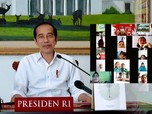 Bunda, Simak Ya Update Sekolah Tatap Muka dari Jokowi