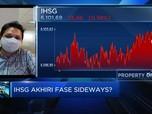 Profit Taking, IHSG Akhir Pekan Ditutup di Zona Merah