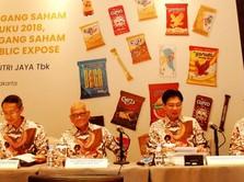 'Suntik' Rp 163 M, Garudafood Borong Lagi Saham Keju Prochiz