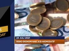 Uang Beredar Juni Tumbuh 11,4% Hingga ECB Tahan Suku Bunga