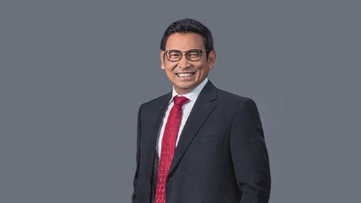 Wakil Direktur Utama BRI, Catur Budi Harto. (Dok. BRI)