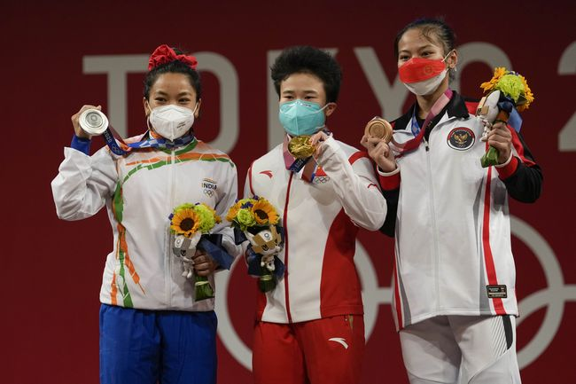 Image Result For Perolehan Medali Olimpiade Tokyo
