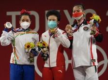 RI Raih Satu Medali, Ini Klasemen Sementara Olimpiade Tokyo!