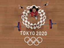 Pandemi Covid Tak Halangi Prestasi RI di Olimpiade 2020 Tokyo