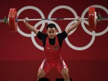 Eko Yuli Jadi Orang Pertama RI yang Raih 4 Medali Olimpiade!