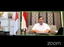 Luhut Hingga Jokowi Waspadai Ancaman Varian Baru Covid-19