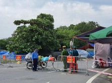 Mencekam! Begini Suasana Lockdown di Hanoi Gegara Rekor Covid