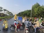 Corona Masih Ganas, Kota Terbesar Vietnam Perpanjang Lockdown