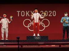 IOC: Atlet Wajib Bermasker Saat Pengalungan Medali Olimpiade!