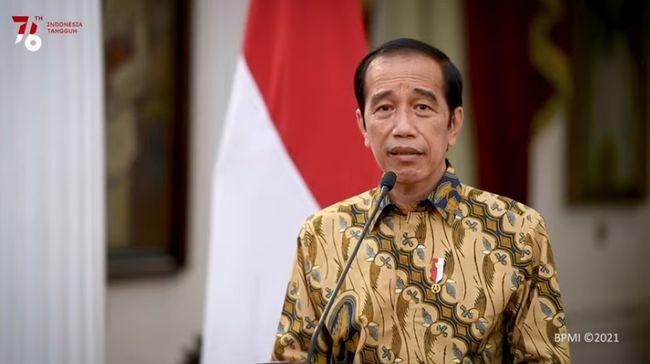 Oleh karena itu, Jokowi memerintahkan agar 3T (testing, tracing, treatment) bisa ditingkatkan lebih tinggi.