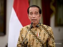 Tunggu Pengumuman Jokowi, Cek Dulu Saham-saham Potensi Cuan!