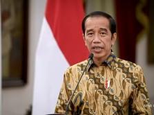 Jokowi: RI Tak Bisa Lockdown, Semi Saja Sudah Menjerit