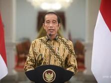 Jokowi akan Umumkan Keputusan PPKM Level 4 Hari Ini