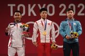 Perjuangan Keras Eko Yuli Raih Medali Perak Olimpiade 2020