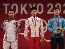 Perolehan Medali Sementara Olimpiade 2020, RI Urutan ke-37