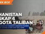 Afghanistan Tangkap 4 Anggota Taliban