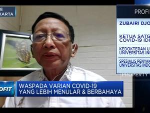 IDI: Waspada Varian Covid, Pengendoran PPKM Harus Hati-hati