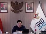 Erick: Efek Subholding, Hulu Pertamina Untung Rp 14 Triliun!