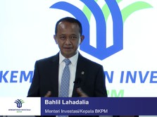 Bahlil: Mei 2022 RI Perdana Produksi Mobil Listrik!
