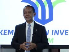 Indosat Rancang OSS, Bahlil: Bukan Kaleng-kaleng Pak Jokowi!