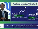 Investasi Capai Rp 223 T, Bahlil: Itu Bukan Kacang Goreng!