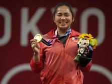 Maaf, Peringkat RI di Olimpiade Tokyo 2020 Digeser Filipina