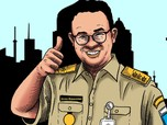 Top Markotop! Kasus Covid-19 di Jakarta Turun Lagi